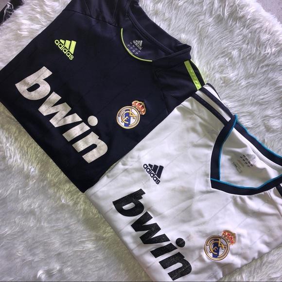 pretty nice ff33d f5f7b 2012-2013 Real Madrid Away Jersey Bundle